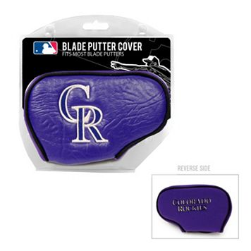 Team Golf Colorado Rockies Blade Putter Cover