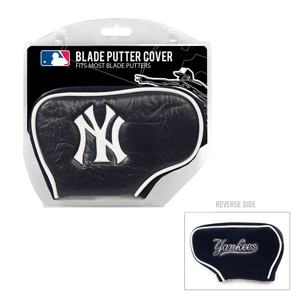 Team Golf New York Yankees Blade Putter Cover