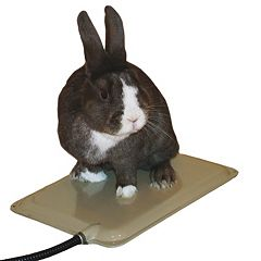 K&H Pet Small Animal Self-Warming Pet Pad - 9'' x 12''