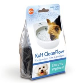 K and H Pet 3-pk. Clean Flow Small/Cat Replacement Filter Cartridges