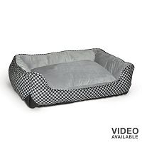 K&H Pet Lounge Sleeper Self-Warming Rectangle Pet Bed - 30