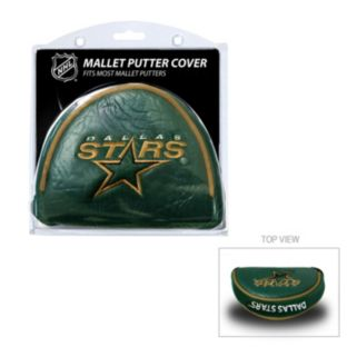 Team Golf Dallas Stars Mallet Putter Cover