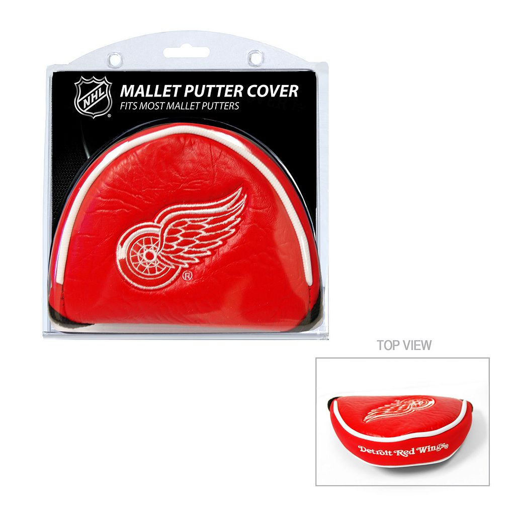 Team Golf Detroit Red Wings Mallet Putter Cover