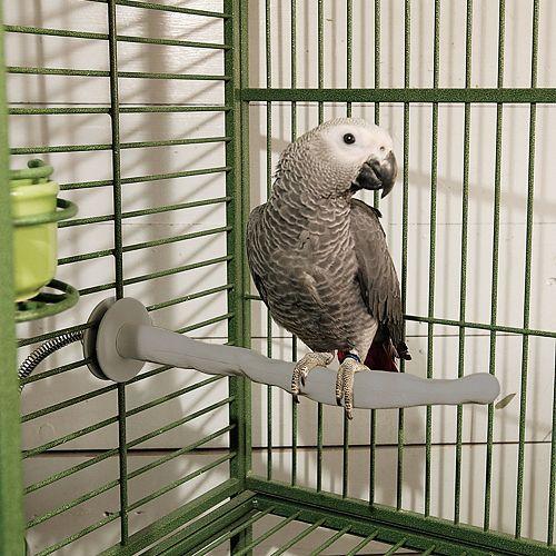 K&H Pet Thermo-Perch Heated Bird Perch - Small