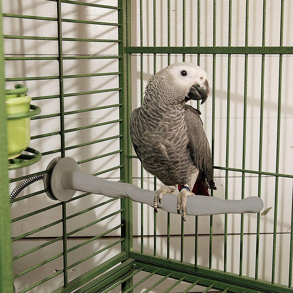 K&H Pet Thermo-Perch Heated Bird Perch - Medium