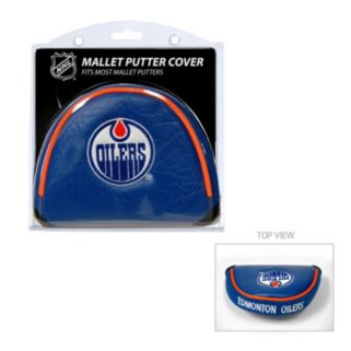 Team Golf Edmonton Oilers Mallet Putter Cover