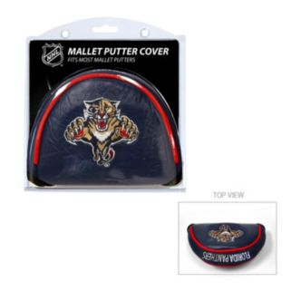 Team Golf Florida Panthers Mallet Putter Cover