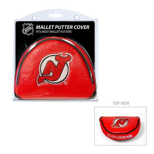 Team Golf New Jersey Devils Mallet Putter Cover