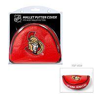 Team Golf Ottawa Senators Mallet Putter Cover