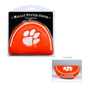 Team Golf Clemson Tigers Mallet Putter Cover
