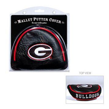 Team Golf Georgia Bulldogs Mallet Putter Cover