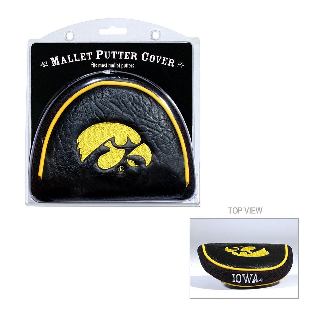 Team Golf Iowa Hawkeyes Mallet Putter Cover