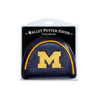Team Golf Michigan Wolverines Mallet Putter Cover