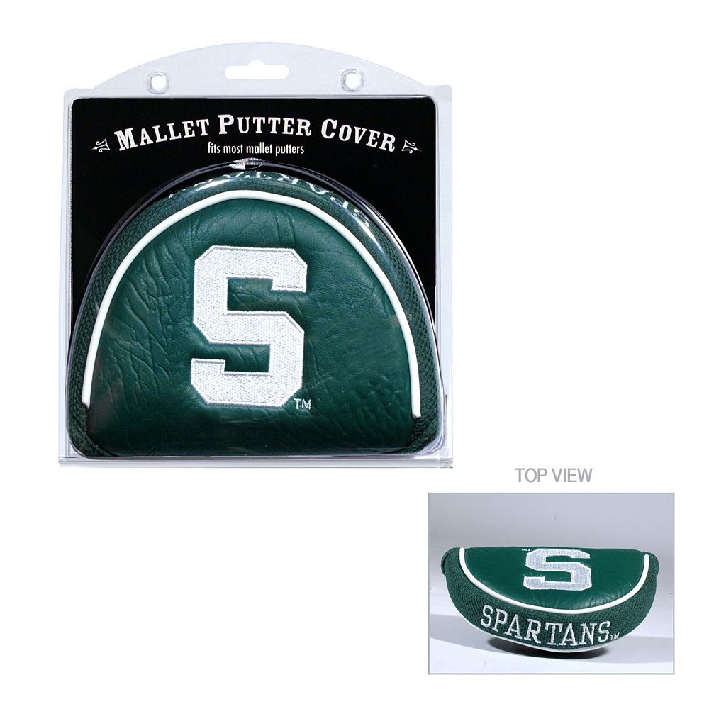 Team Golf Michigan State Spartans Mallet Putter Cover