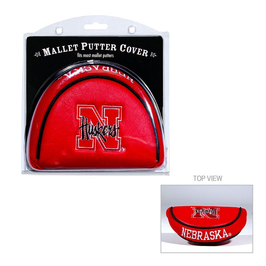 Team Golf Nebraska Cornhuskers Mallet Putter Cover