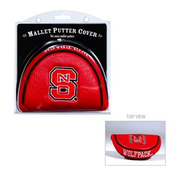 Team Golf North Carolina State Wolfpack Mallet Putter Cover