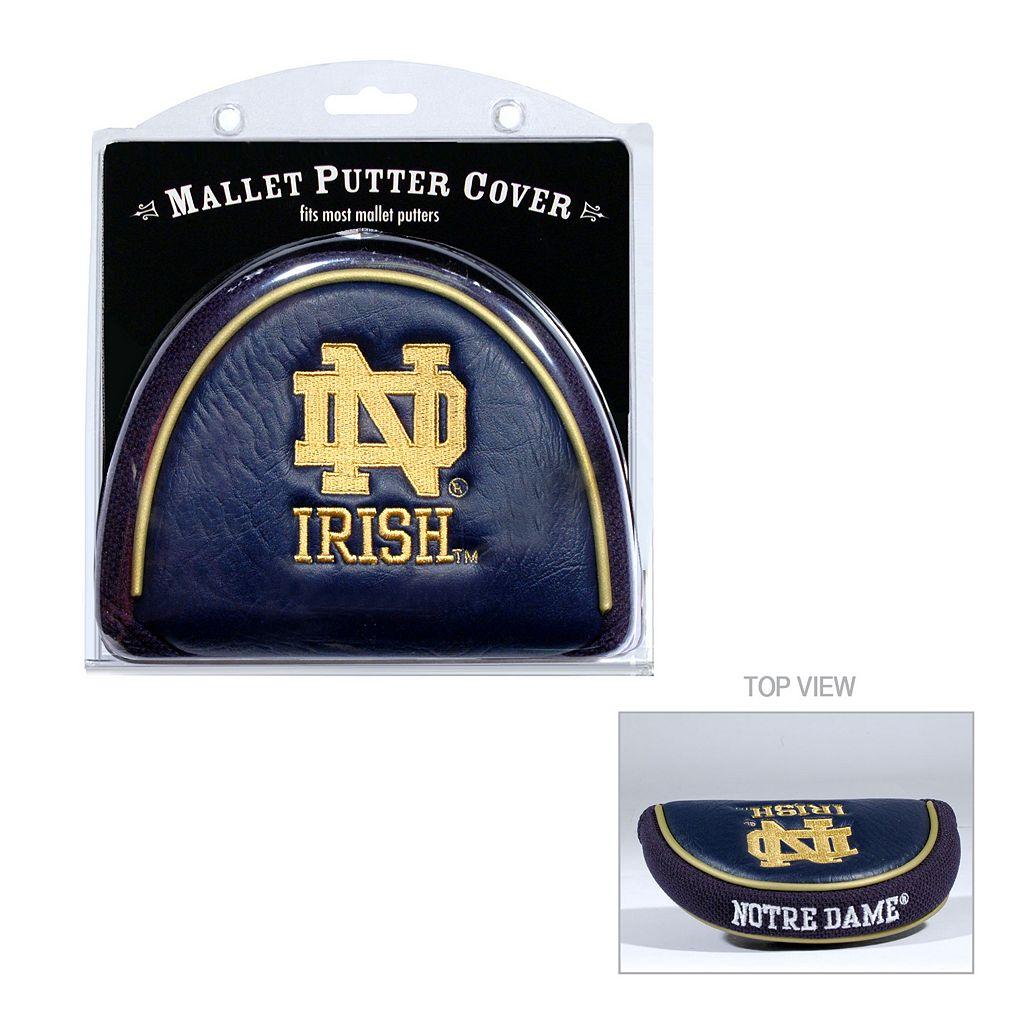 Team Golf Notre Dame Fighting Irish Mallet Putter Cover