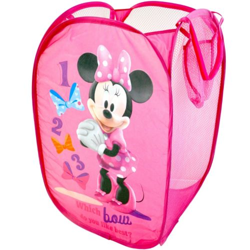 Disney Mickey Mouse and Friends Minnie Mouse Pop-Up Hamper