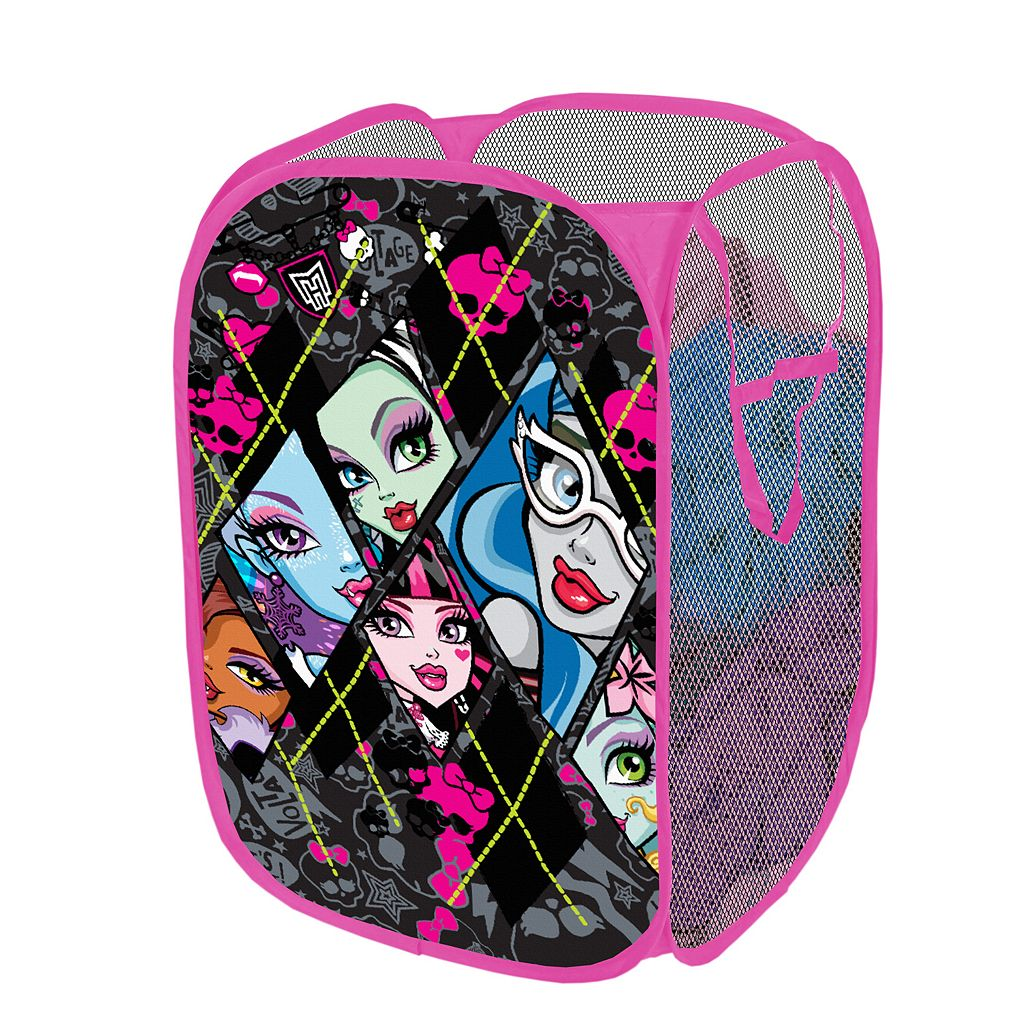 Monster High Pop-Up Hamper