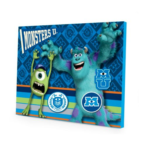 Disney / Pixar Monsters University Magnetic Wall Art