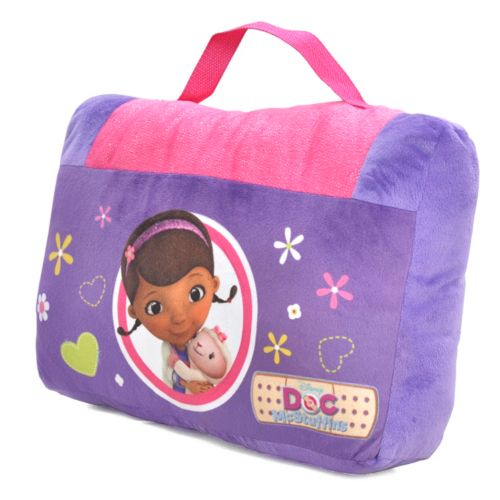 Disney Doc McStuffins Travel Pillow and Convertible Slumber Sack Set