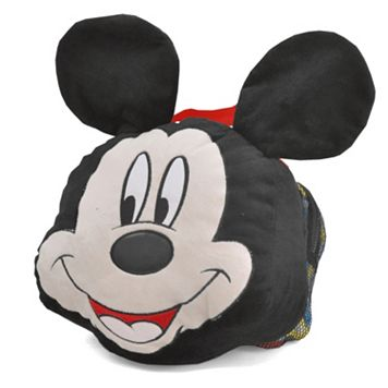 Disney Mickey Mouse Travel Pillow & Convertible Slumber Sack Set