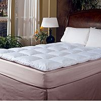 Royal Majesty 2 in 233-Thread Count Featherbed - Queen