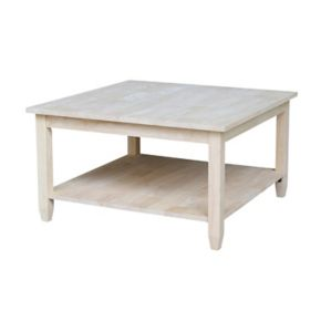 Solano Square Coffee Table