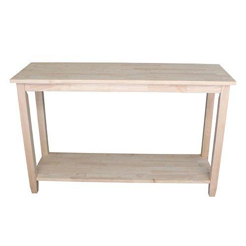 Solano Sofa Server Table
