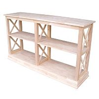 Hampton Sofa Server Table