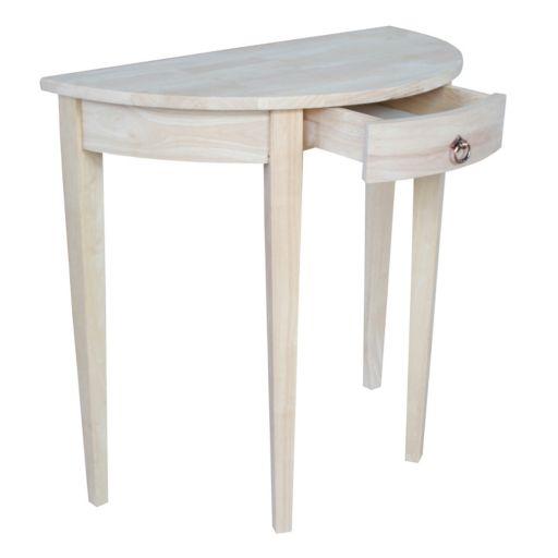 Coaster Sunburst Accent Table