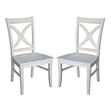 2-pc. Vineyard Chair Set