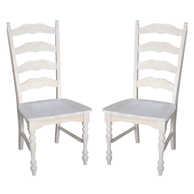 Back Design Dining Chair