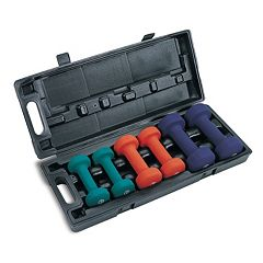 Marcy Neoprene Dumbbell Set
