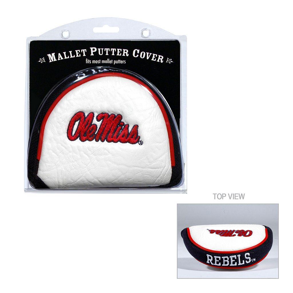Team Golf Ole Miss Rebels Mallet Putter Cover