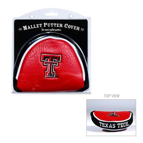Team Golf Texas Tech Red Raiders Mallet Putter Cover
