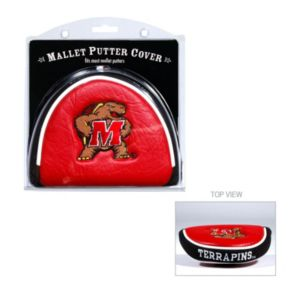 Team Golf Maryland Terrapins Mallet Putter Cover