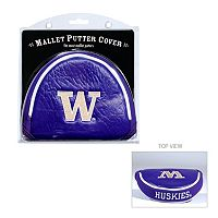 Team Golf Washington Huskies Mallet Putter Cover