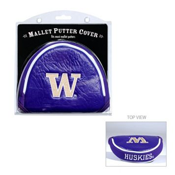 Team Golf Washington Huskies Mallet Putter Cover