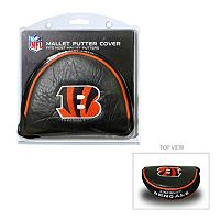 Team Golf Cincinnati Bengals Mallet Putter Cover