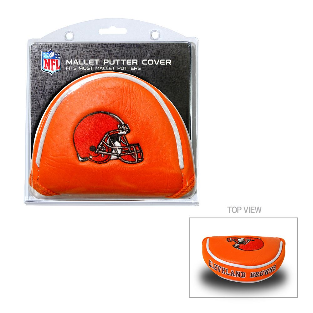 Team Golf Cleveland Browns Mallet Putter Cover