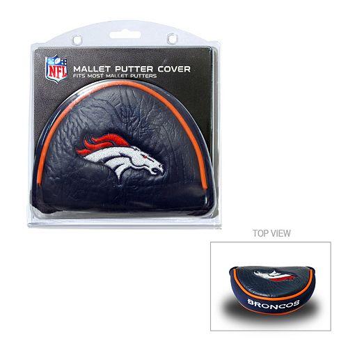 Team Golf Denver Broncos Mallet Putter Cover
