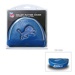 Team Golf Detroit Lions Mallet Putter Cover