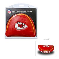Team Golf Kansas City Chiefs Mallet Putter Cover