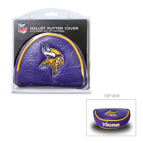Team Golf Minnesota Vikings Mallet Putter Cover