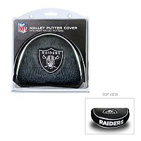 Team Golf Oakland Raiders Mallet Putter Cover