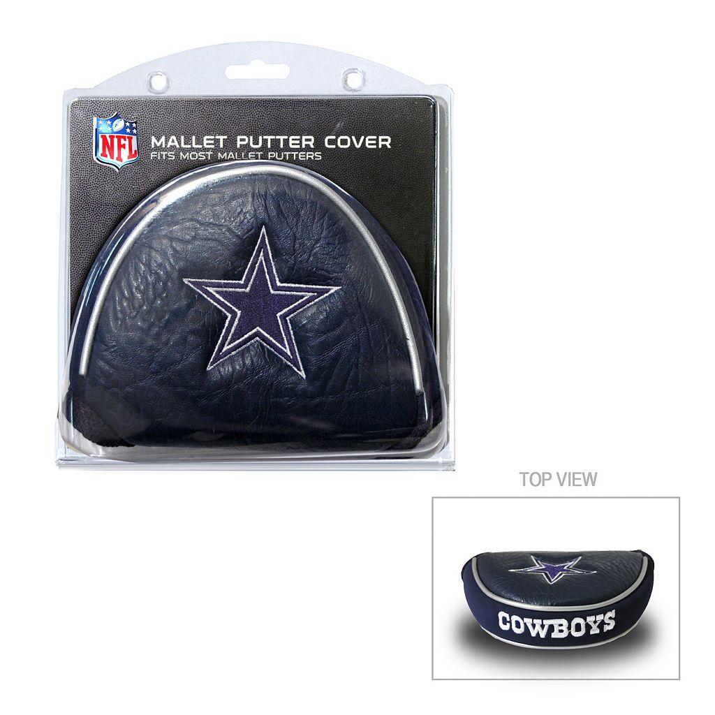 Team Golf Dallas Cowboys Mallet Putter Cover