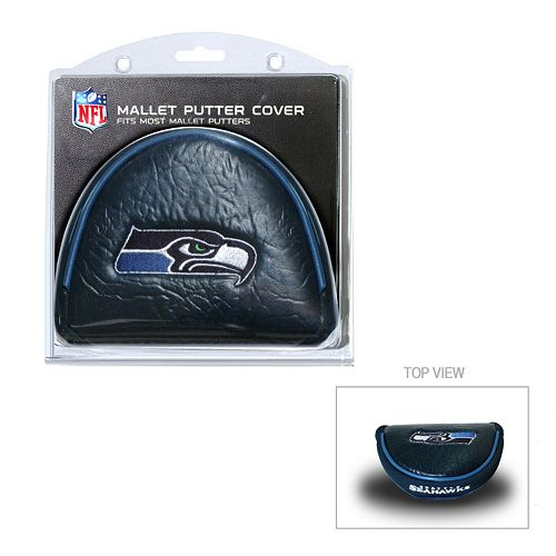 Team Golf Seattle Seahawks Mallet Putter Cover