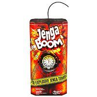 Jenga Boom Game by Hasbro