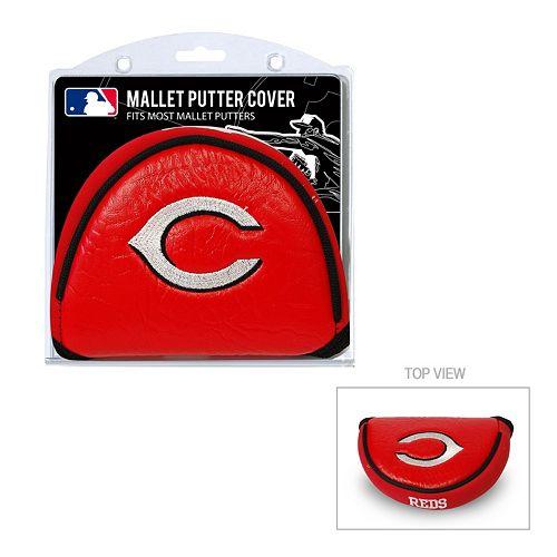 Team Golf Cincinnati Reds Mallet Putter Cover